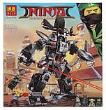"""Конструктор Bela 10719 аналог LEGO Ninjago 70613 """"Робот- великан Гармадона"""" 774 детали, фото 2"""