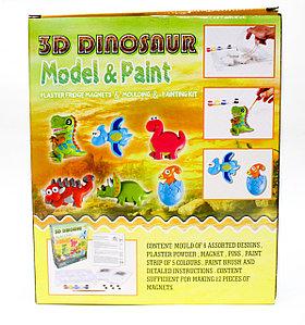 Гипсовые фигурки для детского творчества