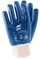 Нитриловые перчатки ARCTIKUS  полностью облитые 2 слоя (трикотажная манжета)