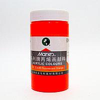 Флуоресцентная акриловая краска Maries, 274, 300 мл.