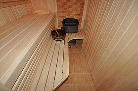Частное лицо, сауна в квартире, г.Астана 4