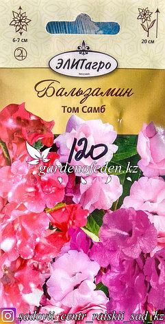 """Семена пакетированные ЭлитАгро. Бальзамин """"Том Самб"""", фото 2"""