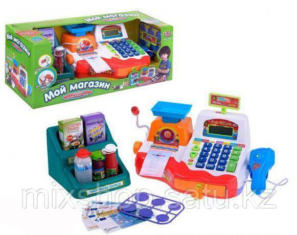 Детская интерактивная касса Мой магазин