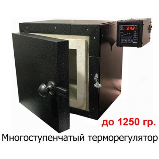ПМВ-6400п Муфельная печь  400x400x400 мм.