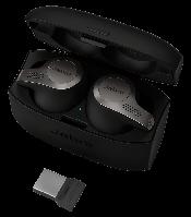 Гарнитура Jabra Evolve 65t, Titanium Black, MS