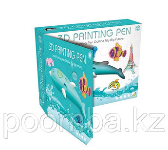 3Д Ручка (3D) в виде дельфина