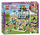 Конструктор BELA Friend Спортивная арена для Стефани 10857 (Аналог LEGO Friends 41338) 467 дет, фото 3