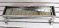 Мангал из нержавеющей стали, 64*17*20 см