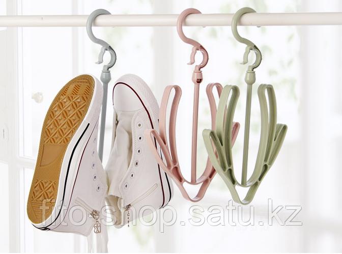 Вешалка для сушки обуви