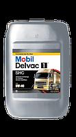 Моторное маслоMobil Delvac 1™ SHC 5W-40 20 литров