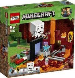 Lego Minecraft Портал в Нижний мир