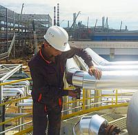 Техническое обследование (дефектоскопия) резервуаров, емкостей, трубопроводов