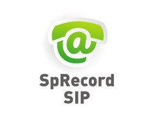Программа для записи телефонных звонков SpRecord SIP (лицензия на 1 ПК и 1 канал)