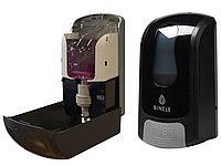 Диспенсер BINELE для спрей-жидкости нажимной картриджный (черный)