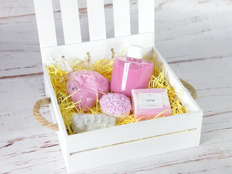 Набор для ванны Pink