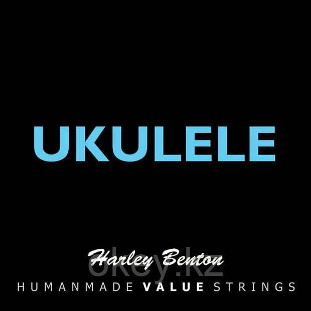 Harley Benton: Струны для укулеле Value Strings Ukulele (нейлон)