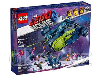 LEGO Movie 2: Рэксследователь Рэкса 70835