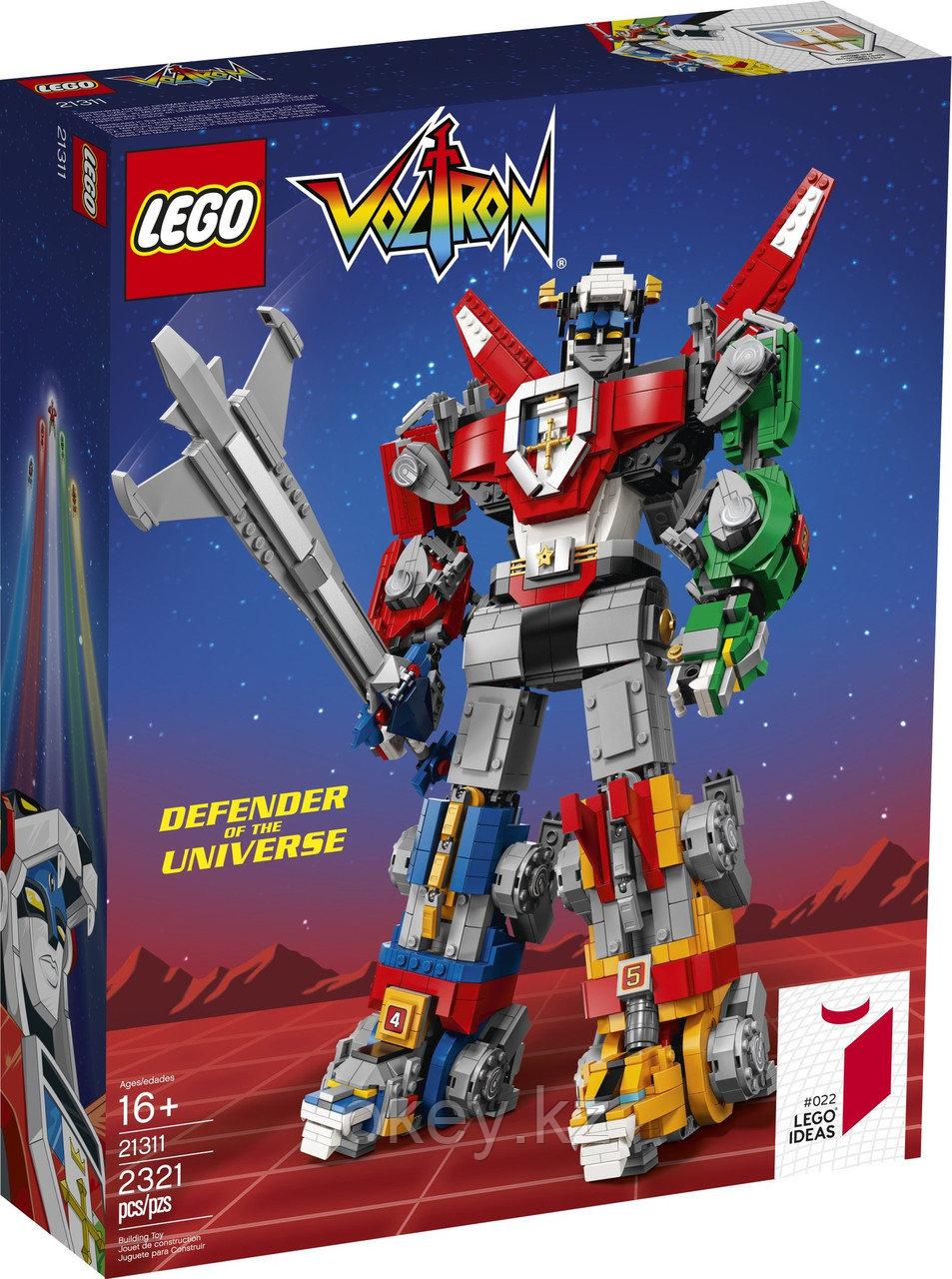 LEGO Ideas: Вольтрон 21311