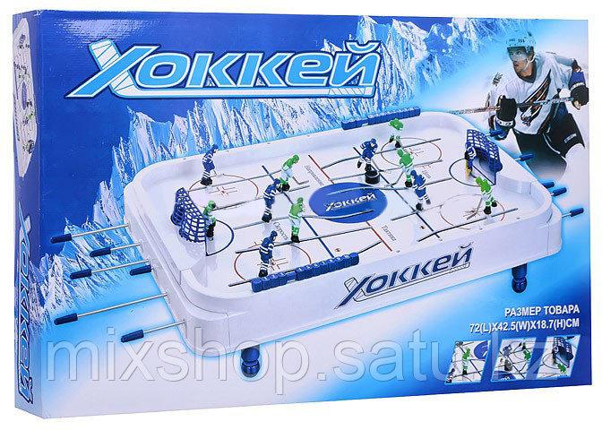 Настольная игра Хоккей на штангах 72х42.5х18.7 см