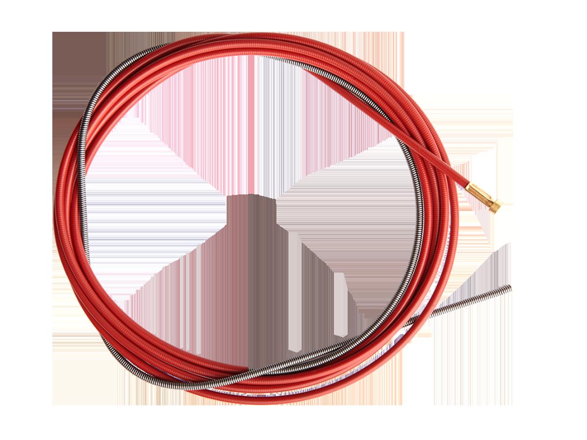 Канал направляющий 4.5 м красный (1.0-1.2) IIC0566