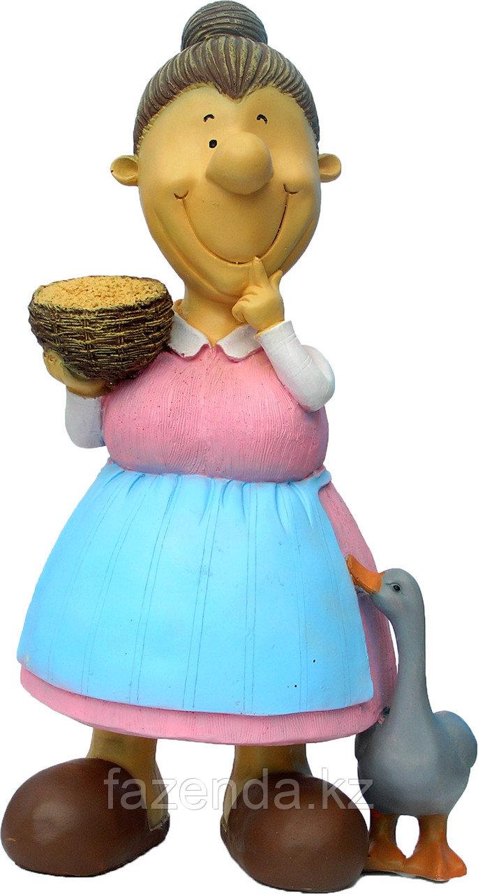 Бабка с пшеницей Н-60см