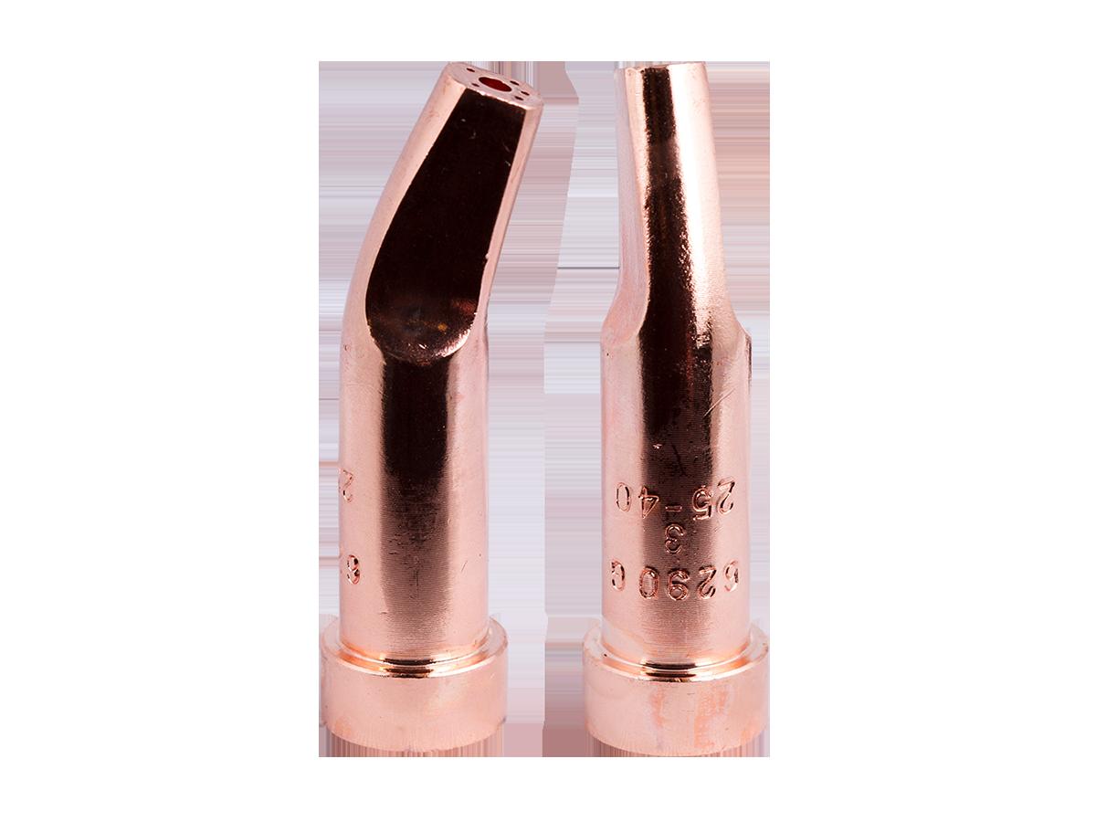 Мундштук 6290 G ацетиленовый №3 25-40мм (для строжки)