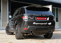 Выхлопная система Supersprint на Range Rover Sport Mk2 (L494)