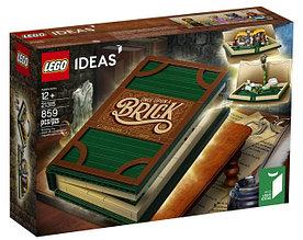 21315 Lego Ideas Раскрывающаяся книга