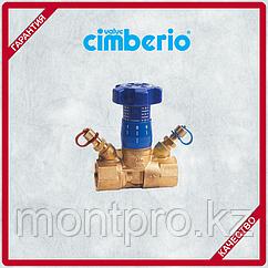 Клапан ручной балансировочный Cimberio Cim 787OT
