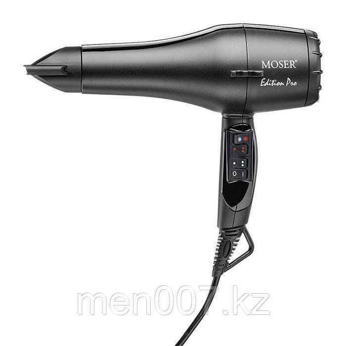"Фен ""Moser - Edition Pro"" - 2100W (черный)"