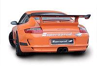 Выхлопная система Supersprint на Porsche 911 (997) GT3