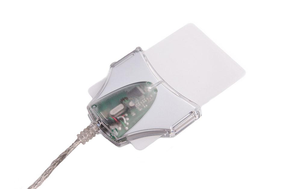 Ruptela RFID считыватель карт компании 1- Wire