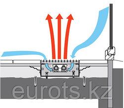 Конструкция и принцип работы внутрипольного конвектора