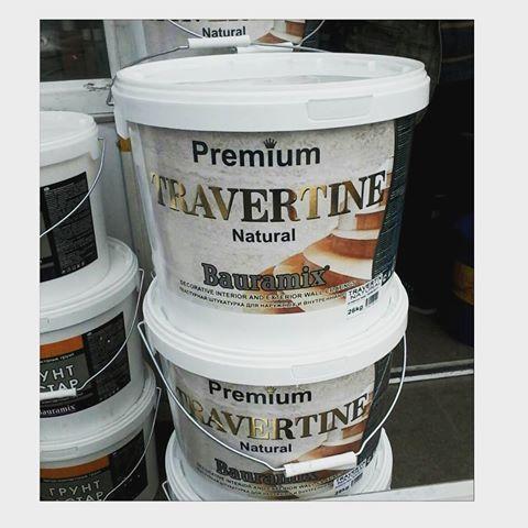 Акриловая краска Bauramix Premium Интерьерная