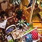 """Интерьерный деревянный конструктор (DIY) """"Дворик Миллеров"""", фото 5"""