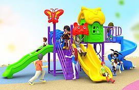 Детские уличные игровые комплексы