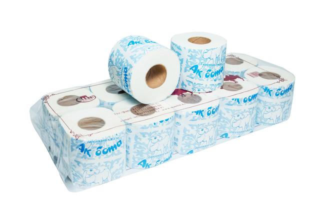 Целлюлозная туалетная бумага