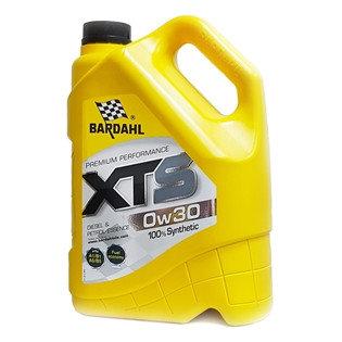 Моторное масло Bardahl XTS 0W30 5L