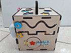 Бизикуб Бизибокс Smart box Ручная работа Развивающая игрушка. Kaspi RED. Рассрочка., фото 3