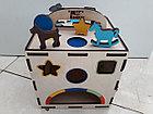 Бизикуб Бизибокс Smart box Ручная работа Развивающая игрушка. Kaspi RED. Рассрочка., фото 4