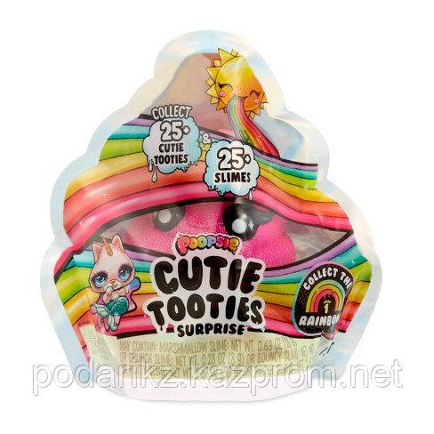 Poopsie Slime Cutie Tooties Сюрприз слайм 557036 - фото 1