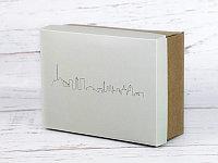 "Подарочная коробка  ""Алматы"". Размер: 23*17*9см."