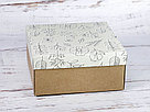 "Подарочная коробка ""Весна"". Размер: 20*20*9, фото 2"