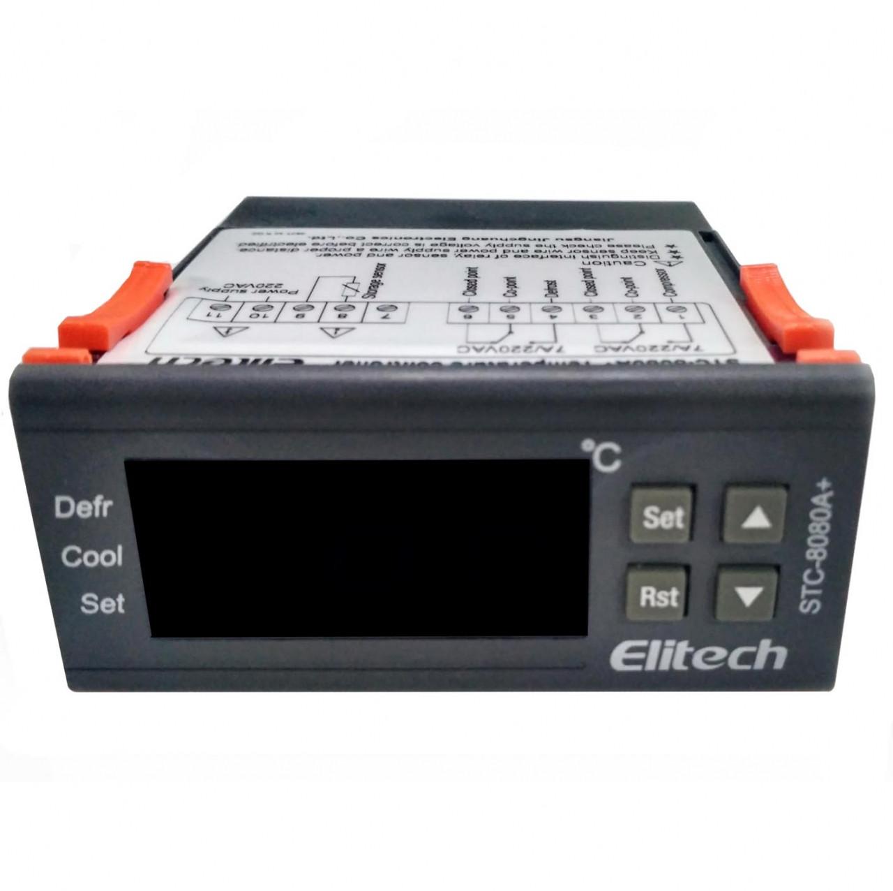 Блок управления    STC-8080A+