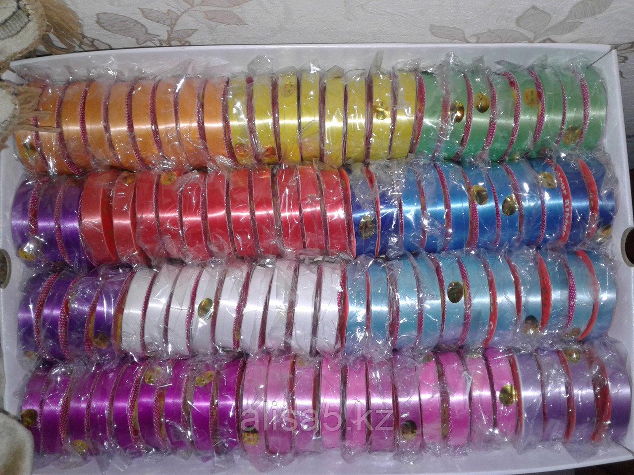 """Лента для цветов и подарков """"Китайская лента пластиковая"""" 50 м*1,5 см"""