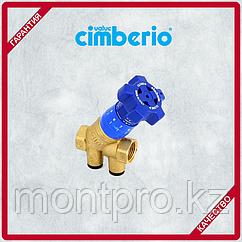 Клапан ручной балансировочный Cimberio Cim 787OTR