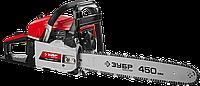 Бензиновая пила (бензопила) ПБЦ-М560 45П серия «МАСТЕР», ЗУБР, фото 1