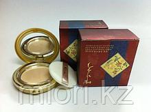 Компактная пудра с экстрактом корня женьшеня + сменный блок Yezihu Bergamo