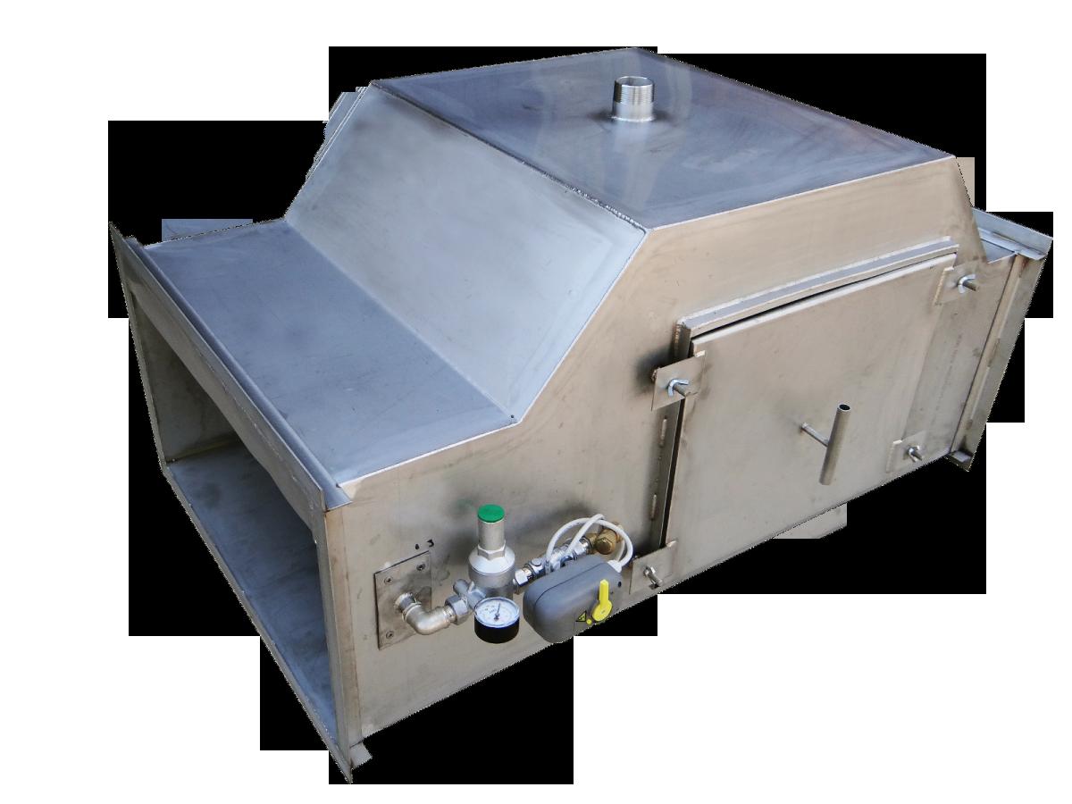 Гидрофильтр для мангалов