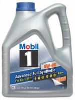 Моторное масло Mobil 1™ FS x1 5W-40 4литра